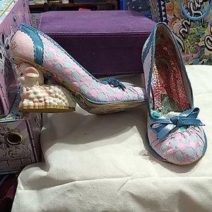 Irregular Choice Baah Baah  41 Character heels
